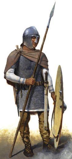 Roman soldier. S.V