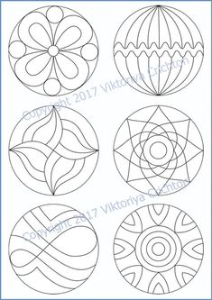 Strings for drawing zentangle patterns in the circle, templates for drawing zentangle patterns, tangle pattern Digital string printable. Strings for drawing zentangle patterns in the circle Stained Glass Patterns, Mosaic Patterns, Dot Patterns, Zentangle Patterns, Embroidery Patterns, Zentangles, Mandala Pattern, String Art Templates, Circle Template