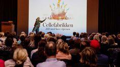 Engasjerer: Berit Nordstrand holdt foredrag på Radisson Blu Royal Garden Hotel tidligere i uka. (Foto: TERJE SVAAN)