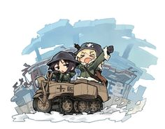 Girls' Last Tour.