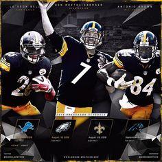 Pittsburgh Steelers preseason schedule