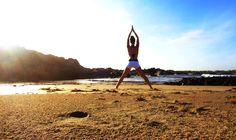 My Beach Yoga <3