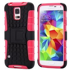 Rugged TPU Plastic Hybrid Heavy Duty Armor Phone Case For Samsung Galaxy S5 S6 Edge Plus S7 Edge Hard Shock Proof Back Cover S5