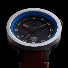 Layer Leather | MINUS-8 | Watches for Men