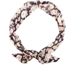 Floral Print Wired Headband ($5.99) ❤ liked on Polyvore featuring accessories, hair accessories, headbands, hair, navy combo, charlotte russe, head wrap headband, head wrap hair accessories, headband hair accessories and navy blue headband