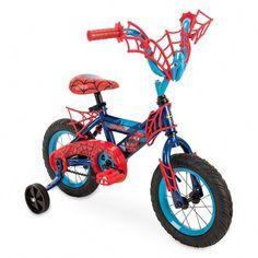 Spiderman Kids Huffy Marvel Bike with WebTrap Handlebar Plaque Spiderman Kids, Marvel Kids, Amazing Spiderman, Marvel Ultimate Spider Man, Wall Mount Bike Rack, Baby Girl Dress Design, Kids Bicycle, Bicycle Maintenance, Bike Frame