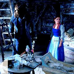 New still of Emma Watson in 'Beauty and the Beast'