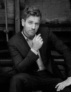 Ewan McGregor: handsome devil