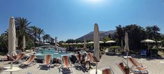 Una panoramica delle nostre piscine! #pools #SPA #Eolie
