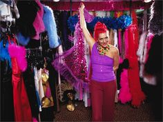 Patricia Field, costume designer for Sex & The City, the most fashionable show in television history.