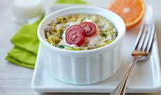 Microwave Egg & Veggie Breakfast Bowl | Incredible Egg