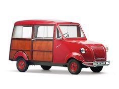 1957–60 Biscuter 200-C Comercial
