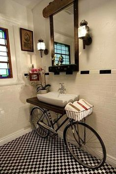 When the Dinner Bell Rings: Taking Your Bathroom to an entirely NEW Level