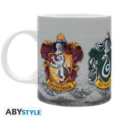 HARRY POTTER Mug Harry Potter Les 4 Maisons