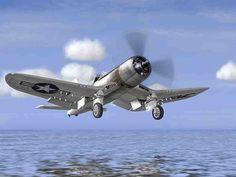 F4U Corsair - The single most beautiful aircraft ever created