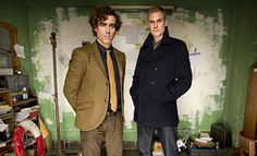 Dirk Gently's Holistic Detective Agency - HATE that this was canceled. It's genius.