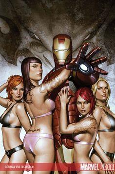 Tony Stark/Iron Man: Viva Las Vegas