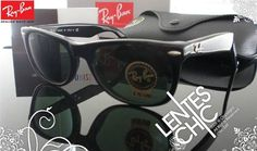 2c4e1b6b2e79b Ray Ban New Wayfarer 2132 901 Black Green Icons en Mercado Libre Colombia