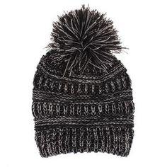 Fashion Kids Unisex Acrylic Crochet Knitwear Hat Beanie Cap Warm Winter One Size Boys Beanie, Kids Beanies, Baby Girl Headbands, Baby Bows, Crochet Beanie Hat, Knitted Hat, Pom Pom Baby, Cotton Hat, Feather Headband