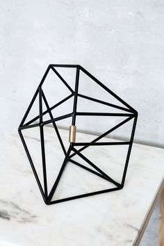 Geometric sculpture by KristinaDam