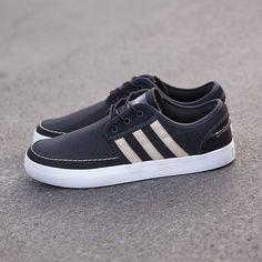 f8aa3ec8407 adidas Originals Seeley Boat Snicker Shoes