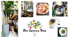 """[Chic Summer Tour] Hop, un petit détour par l'Italie 🇮🇹 - enfin presque... - au 6, rue Vivienne Paris 2 chez DAROCO, trattoria chic et moderne où pizza 🍕 rime avec (vrai) feu de bois 🔥. Un lieu spectaculaire, très """"place to be"""" ces temps-ci. L'assiette est une réussite. Quant à la tasse... On vous laisse deviner 😉"""