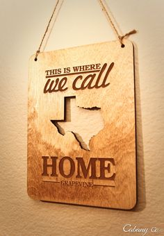 For Sale Is a Personalized Wood Engraved State Cutout with City Sign  Item Measures Approx 13 Inches Tall by 10 inches wide  Our high-grade personalized signs and decor are precision cut and hand sanded with beautiful, optional stains or colors to choose from (Golden Oak Shown). Whether you're looking to add to your home decor, give a gift to a significant other or friend, or just looking for something creative, our personalized signs and decor products make a great gift!