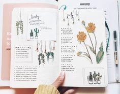 식물 / 무드 트래커 등