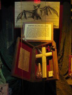 real vampire hunting kit