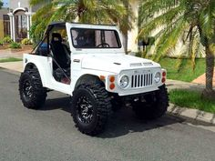 Jeep 4x4, Jeep Truck, 4x4 Trucks, Jeep Cars, Suzuki Jimny, Pajero Off Road, Jimny 4x4, Mini Jeep, Suzuki Cars