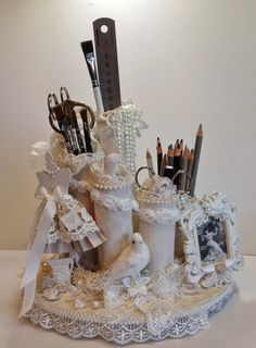 1000 images about my shabby chic creations on pinterest for Commode style shabby