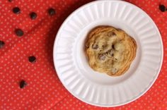 Chocolate Chip Cookies - White Lights on Wednesday
