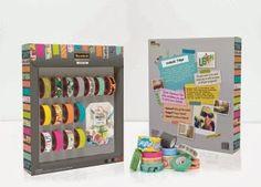 Scotch Expressions Tape Classroom DIY Ideas