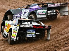 Once considered as outdated as the carburetor, dirt tracks are making a comeback. While the recession has made it tougher for NASCAR fans to travel, local dirt track racing is in the midst of a revivaland a few paved tracks are even going back to di