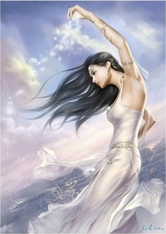 Eir - in Nordic mythology is a goddess and/or valkyrie associated with medical skill and a healing.