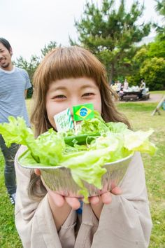 BBQ&クリエイティブな料理対決!!「緑のカレー」 @江東区立若洲公園