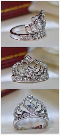 Morganite engagement ring vintage Art deco Oval Unique engagement ring white gold women Halo Multi Flower Bridal Jewelry Anniversary gift Morganite Size- approx Shape-Oval Side stones: diamonds or CZ are available, Please drop down the Optio Crown Engagement Ring, Engagement Ring Settings, Vintage Engagement Rings, Vintage Rings, Crown Promise Ring, Diamond Crown Ring, Promise Rings For Him, Morganite Engagement, Morganite Ring