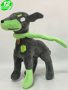 Pokemon Go Zygarde Plush Doll New 12 inches PNPL8306 | Toys & Hobbies, TV, Movie & Character Toys, Pokémon | eBay!