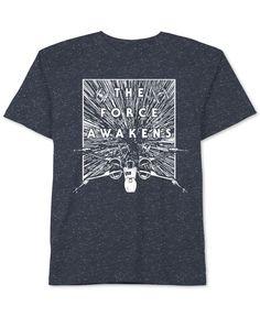 Star Wars Little Boys' X-Wing The Force Awakens T-Shirt