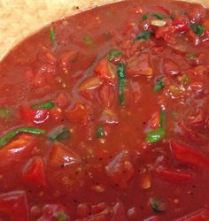 Quick and Easy Tomato Sauce Cooking