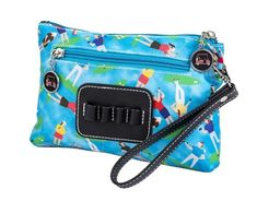 Check out our Match Play Sydney Love Ladies Golf Cosmetic Wristlets with Tee Holder! Find the best golf gear and accessories at Lori's Golf Shoppe. Click through now to see this!