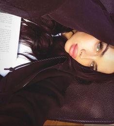 grafika brunette, make up, and makeup