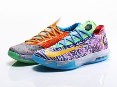buy online bfa90 44716 Nike says these shoes are no April Fools  joke. The new KD VI