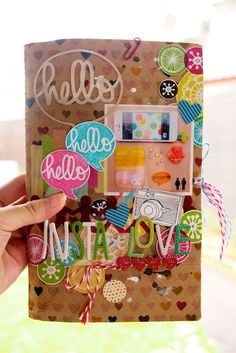Amy Tangerine Daybook - InstaLove