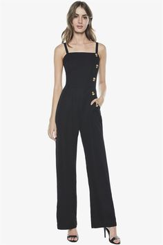 Take your party looks to the next level with a playful jumpsuit! Check out our range of fabulous prints and styles including the ever popular playsuit! Party Looks, Playsuits, Bardot, Jumpsuit, Buttons, Clothes, Dresses, Style, Fashion