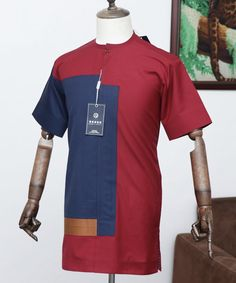 Reazn Wears African Wear Styles For Men, African Shirts For Men, African Dresses Men, African Attire For Men, African Clothing For Men, Latest African Fashion Dresses, African Men Fashion, Kurta Pajama Men, Nigerian Men Fashion