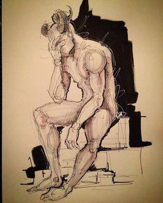 """STUDIO LRCR - """" solitude"""" by #lrcrstudio #artgallery #gallery..."""