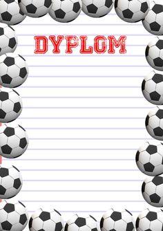 Dyplom piłkarski