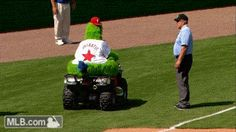 Don't worry Phanatic, we all have car troubles sometimes.
