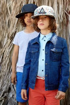 Little Eleven Paris – urban cool kidswear from France